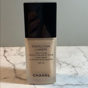 Chanel Perfection Lumiere 12 Beige Rose RARE
